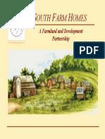SOUTH FARM HOMES