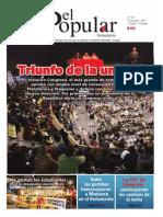 El Popular 312 Órgano de Prensa Oficial del Partido Comunista de Uruguay