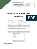PR-NIC-1007-STPC Construcción Caminos de Acceso Rev. A