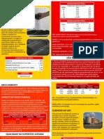 Folder Granulado Ferroso