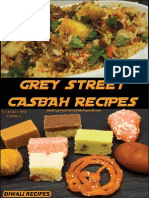 Grey Street Casbah Recipes 2