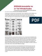 ALSTER-TERRAIN-Immobilie im attraktivsten Teil Winderhudes