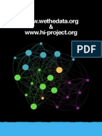 WeTheData and the hi:project