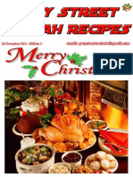Grey Street Casbah Christmas Recipes 4