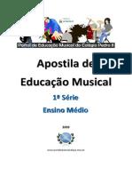 Apostila completa - Teoria Musical