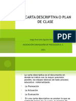 Carta Descriptiva Plan de Clase (1)
