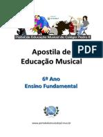 Apostila completa de teoria musical