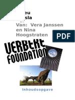 museumverslag verbeke foundation ckv