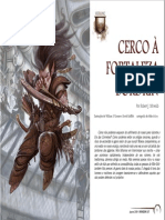 Aventura D&D 4ª Edição - Cerco a Fortaleza Bordrin (Série Escalas de Guerra - Volume 02)
