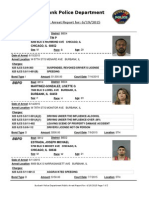 public arrest report for 19jun2015
