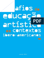 Desafios da Educação Artistica