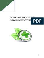 Kompendium Wiedzy Farmakognostycznej