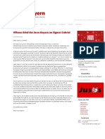 2015-06-16 Kritik an Sigmar Gabriel SPD