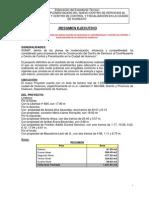 Resumen Ejecutivo Sunat Huanuco Octubre 2014