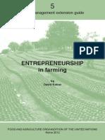 Osnovni Pojmovi Preduzetništva u Agrobiznisu
