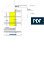 Foundation Bearing Capacity Spreadsheet