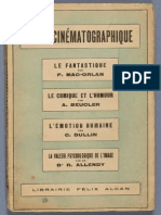 L Art Cinematographique 1 1926