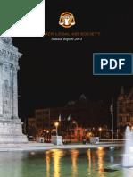 HLAS Annual Report