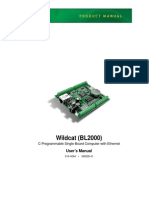 electrónica panel
