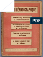L Art Cinematographique 2 1927