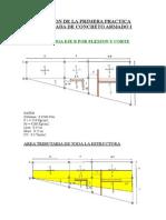 Solucion de La Primera Practica Calificada de Concreto Armado i