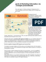 Plugin UPS Magento Di Marketing Informatico via Alle Consegne Personalizzate