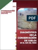 2) Diagnostico de Conservacion de Suelos en La Sierra Del Peru