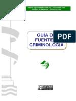 02 Guia de Fuentes Criminologia