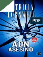 ADN Asesino - Patricia Cornwell