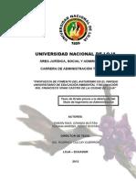 PROPUESTA DE FOMENTO DEL AVITURISMO EN EL PUEAR.pdf