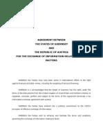TIEA agreement between Austria and Guernsey