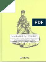 Mallarme on Fashion