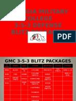 GMC Blitz Packages 2010