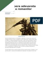 descopera istoria romanilor
