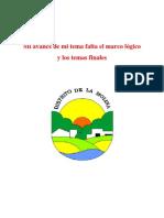 Finanzas Publicas - Molina