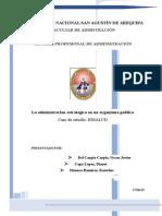 Plan de Tesis Pollerias