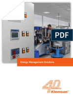 Klemsan Energy Management Solutions Catalogue