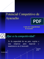 EXPOSICION CLELIA GALVEZ. POTENCIAL COMPETITIVO AYACUCHO 02.ppt