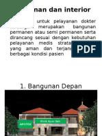 Bangunan Dan Interior