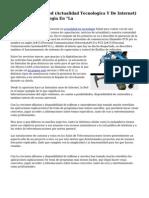 """Podcast Radio Y Red (Actualidad Tecnologica Y De Internet) En Redes Y Tecnologia En """"La"""
