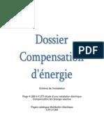 Dossier Compensation d Energie