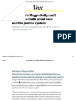 The Truth About Race and the Justice System USA