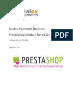 PrestaShop Redirect Configuration Guide v1.0