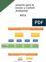 Reglamento Para La Prevención y Control Ambiental