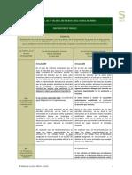 Modificacion LECRIM Directiva 2012-29-EU Victimas de Delitos GCPJ