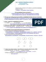 QMC 160 - QUÍMICA ORGÂNICA BÁSICA -ADIÇÃO ELETROFÍLICA