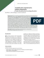 Perfeccionismo e Insatisfacción Corpotal en Los Trastornos de Conducta Alimentaria