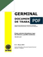 EL PLAN ANTICRISIS DEL GOBIERNO LUGO... - MARCELO LACHI - N 4 MARZO 2010 - PORTALGUARANI