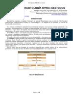 Atlas de Parasitología Ovina Cestodos