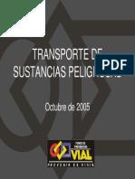 A. Transporte de Sustancias Peligrosas 1,67 A